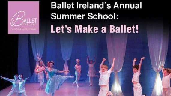 Let's Make a Ballet