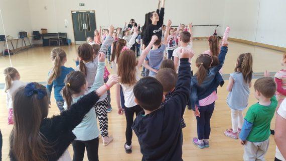 ger herbert dance school show