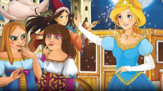 Cinderella - civic theatre christmas panto
