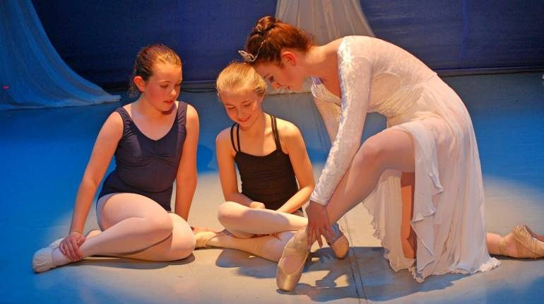 Let's Make a Ballet Summer School