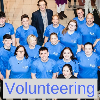 volunteer at the civic theatre