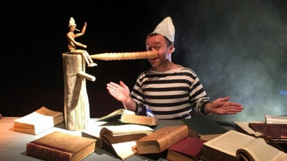 The Curious Adventure of Pinocchio