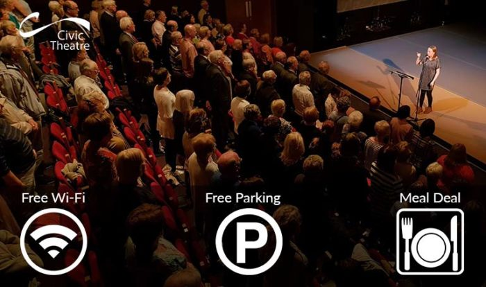 Free Wi FI, Free Parking