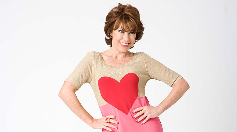 Kathy Lette' Girls Night Out 770x430