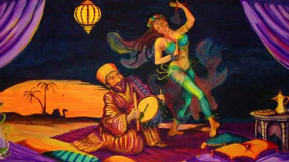 Arabian Nights Civic Theatre 770x430