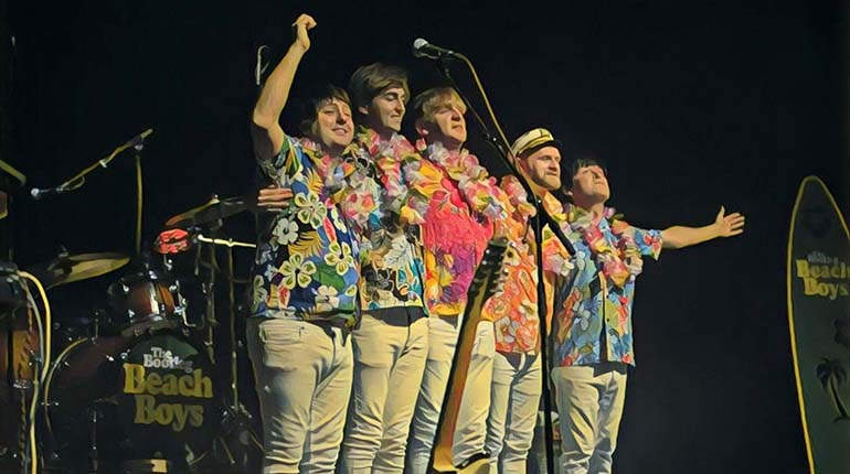 The Bootleg Beach Boys - Civic Theatre June 2018