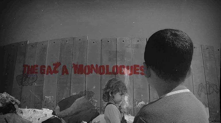The Gaza Monologues - Civic Theatre 2018