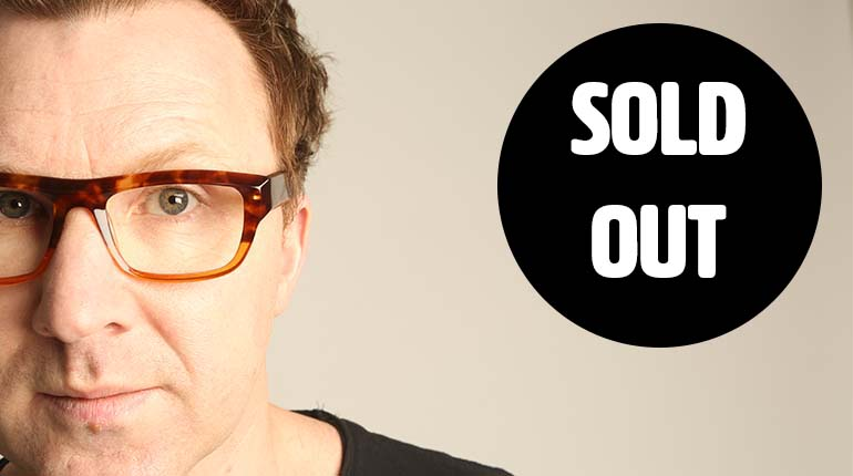 Civic theatre - Jason Byrne - Sold Out
