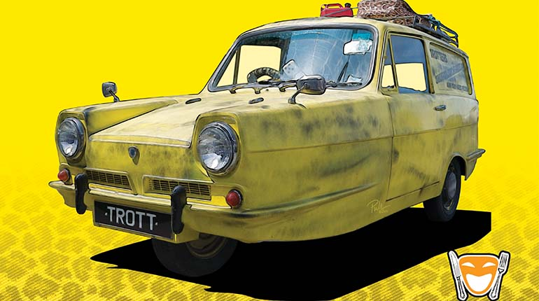 Only Fools and 3 Courses - Civic Theatre 2018