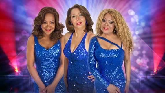 The Three Degrees - Civic Theatre 2018