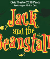 Civic Theatre Panto 2018 - Jack and the Beanstalk