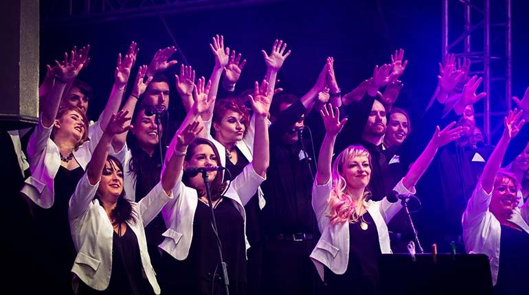 Civic Theatre - Dublin Gospel Choir 2018