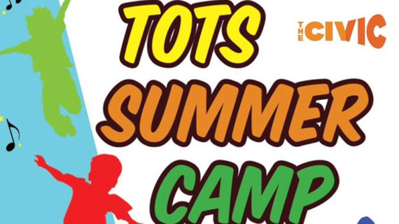Tots Camp 2019 - Civic Theatre