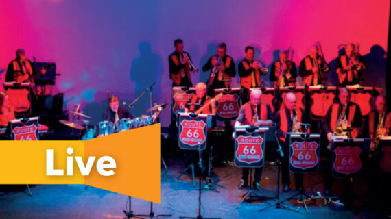 Route 66 at The Civic Big Band 2021